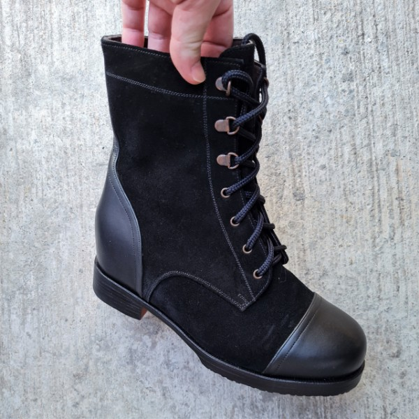 Picture of ALUK-01 : 10.5-11 US, 4 inch Boot