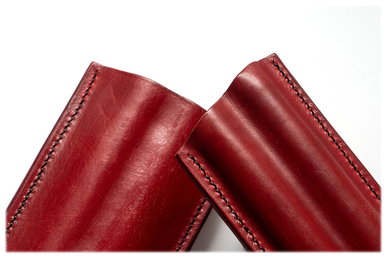 Picture of Leather Cigar Case 1/1 Red