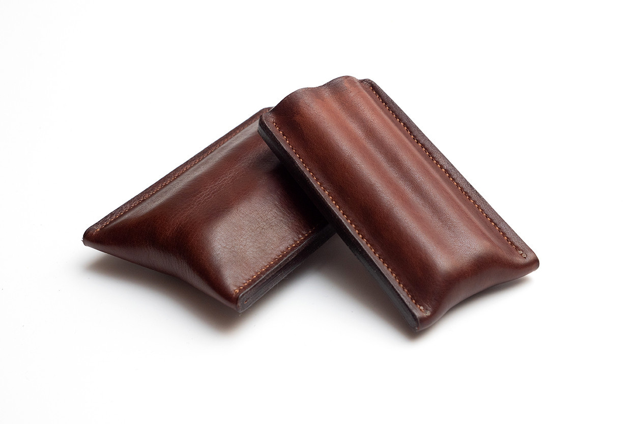 Picture of Leather Cigar Case 1/1 brown