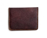 Bild von Himalayan Leather Credit Card Wallet 1/1