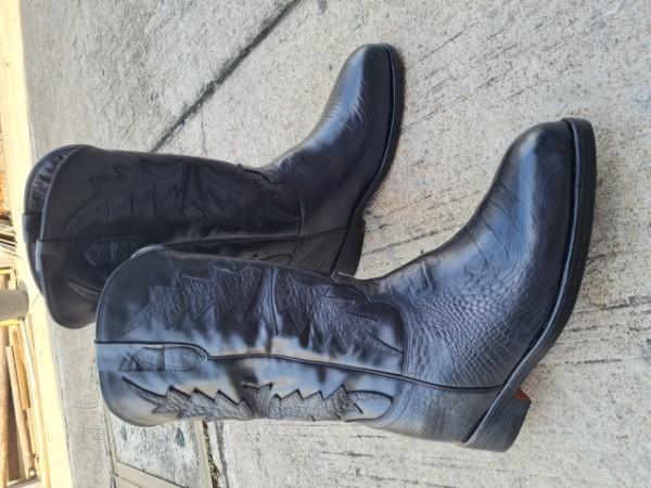 Bild von AALC-01 : 10-10.5 US, Cowboy Boots